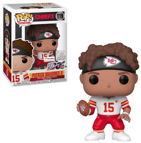 Ultimate Funko Pop NFL Football Figures Checklist and Gallery - 2020 Legends Figures 158
