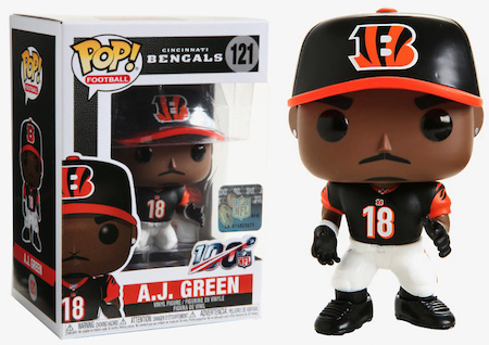 Ultimate Funko Pop NFL Football Figures Checklist and Gallery - 2020 Legends Figures 160