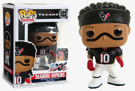 Ultimate Funko Pop NFL Football Figures Checklist and Gallery - 2020 Legends Figures 161
