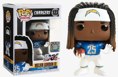 Ultimate Funko Pop NFL Football Figures Checklist and Gallery - 2020 Legends Figures 162