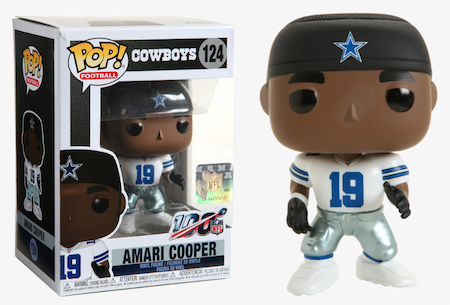 Ultimate Funko Pop NFL Football Figures Checklist and Gallery - 2020 Legends Figures 163