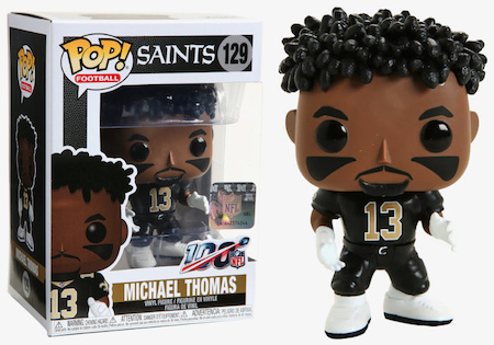 Ultimate Funko Pop NFL Football Figures Checklist and Gallery - 2020 Legends Figures 168