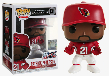 Ultimate Funko Pop NFL Football Figures Checklist and Gallery - 2020 Legends Figures 170