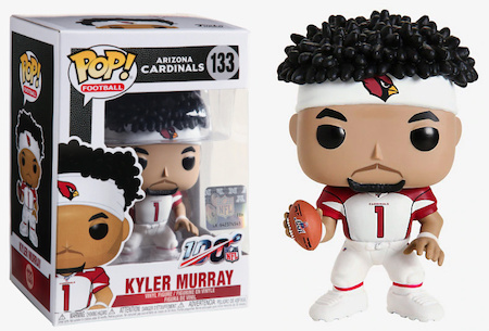 Ultimate Funko Pop NFL Football Figures Checklist and Gallery - 2020 Legends Figures 172