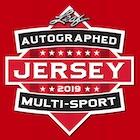2019 Leaf Autographed Multi-Sport Jersey Edition