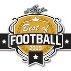 2019 Leaf Best of Football Cards