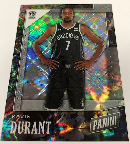 2019 Panini Black Friday Trading Cards 1