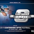 2019 Panini Contenders Optic Football Cards