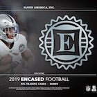 2019 Panini Encased Football Cards