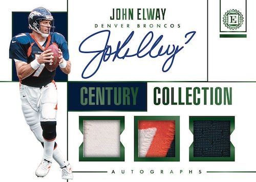 2019 Panini Encased Football Cards 5