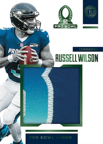 2019 Panini Encased Football Cards 8