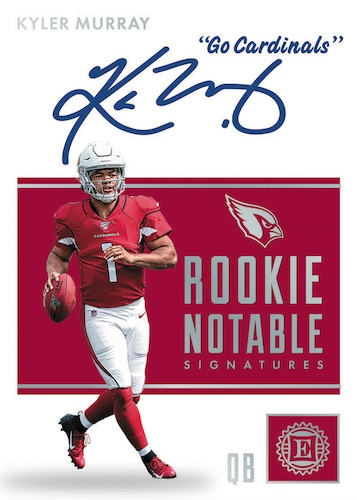 2019 Panini Encased Football Cards 6