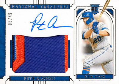 ROY! Pete Alonso Rookie Cards Guide and Top Prospects List 10