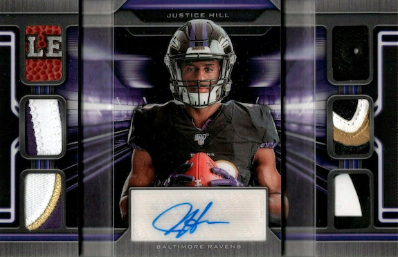 2019 Panini Playbook Football Cards 37