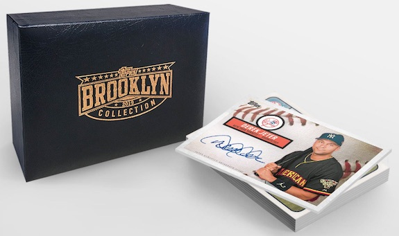 2019 Topps Brooklyn Collection Baseball Cards 3