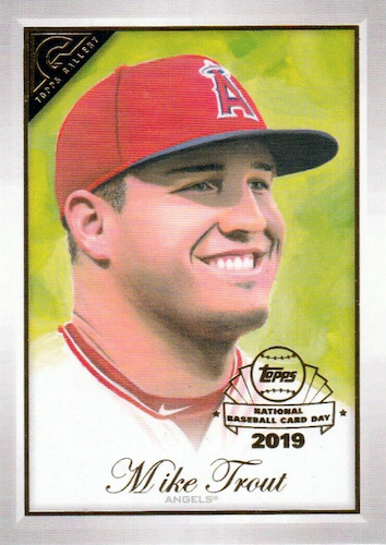 2019 Topps Gallery Baseball Cards 2