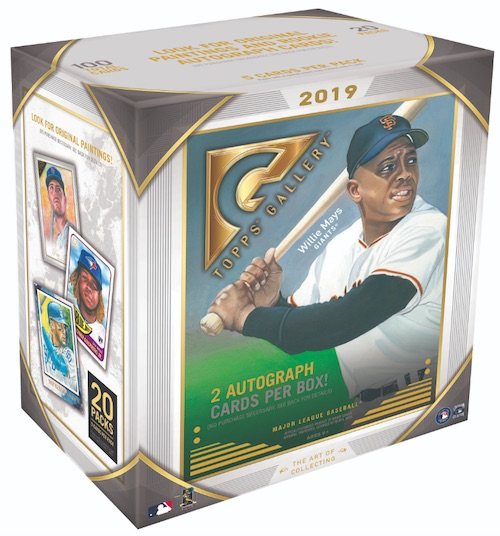 2019 Topps Gallery Baseball Cards 3