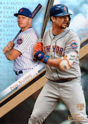 ROY! Pete Alonso Rookie Cards Guide and Top Prospects List 34