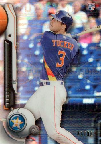 2019 Topps High Tek Baseball Cards 33