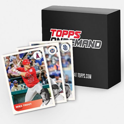 2019 Topps On Demand Set Trading Cards 41