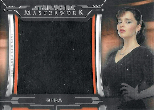 2019 Topps Star Wars Masterwork Trading Cards 34