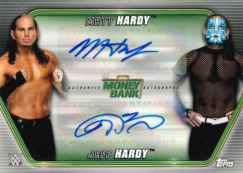 2019 Topps WWE Money in the Bank Wrestling Cards 24