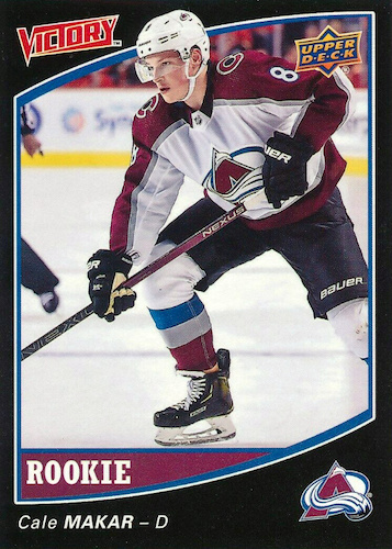 2019 Upper Deck Fall Expo Hockey Promo Cards 4