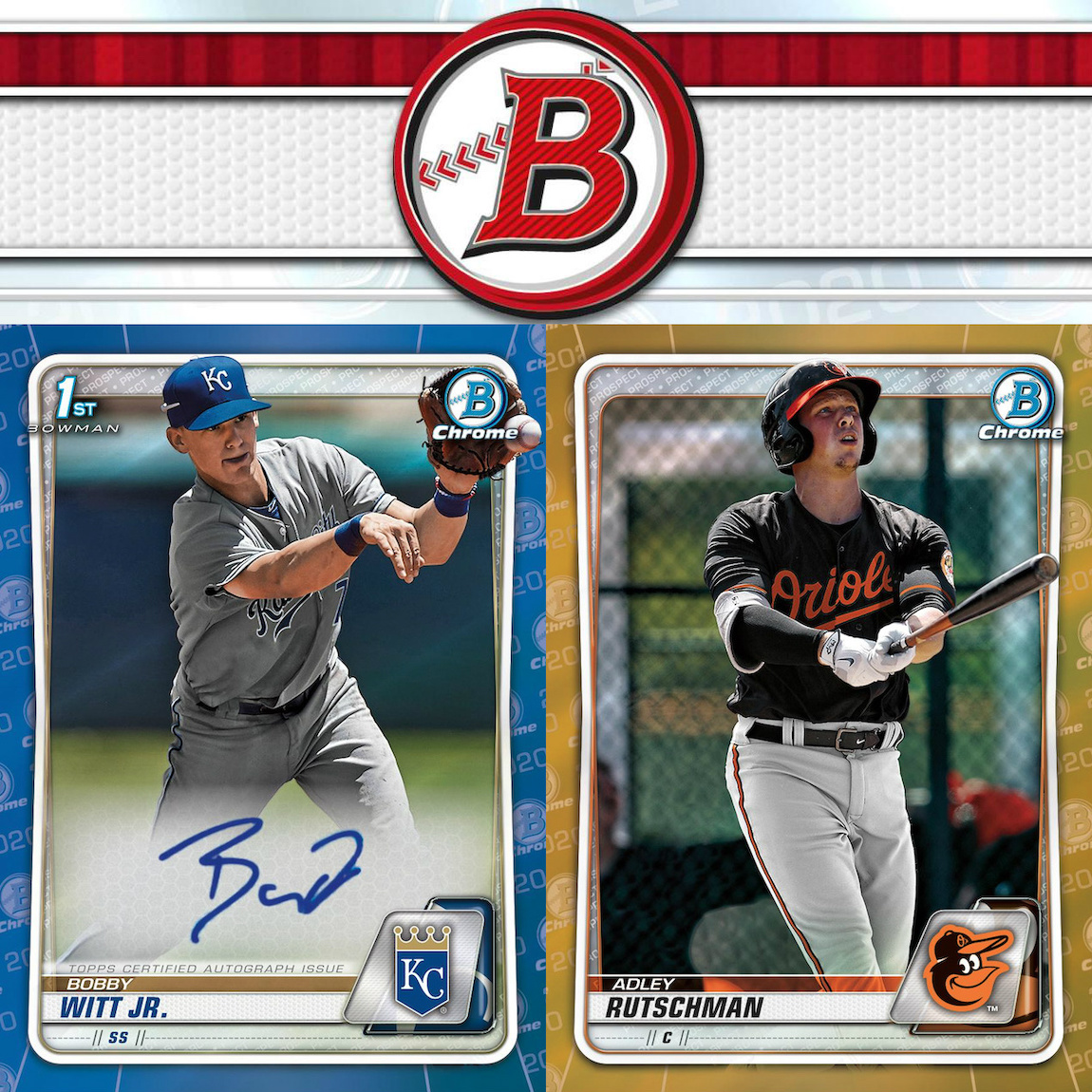 2020 Bowman Baseball Checklist Mlb Set Info Chrome Prospects Boxes