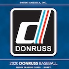2020 Donruss Baseball Cards