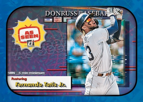 2020 Donruss Baseball Cards 5