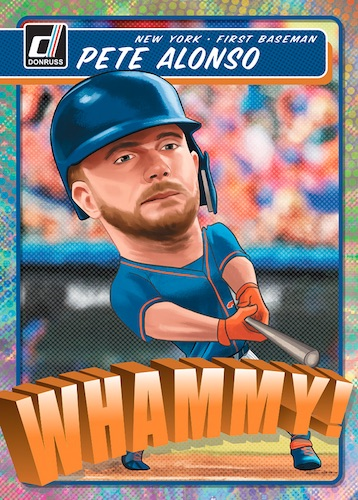 2020 Donruss Baseball Cards 6