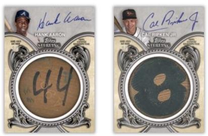 2020 Topps Sterling Baseball Cards 3