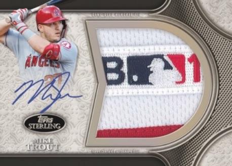 2020 Topps Sterling Baseball Cards 2