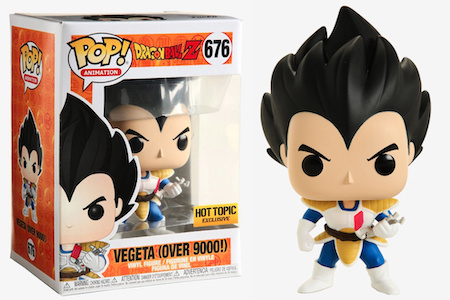 Ultimate Funko Pop Dragon Ball Z Figures Checklist and Gallery 107
