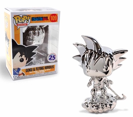 Ultimate Funko Pop Dragon Ball Z Figures Checklist and Gallery 21