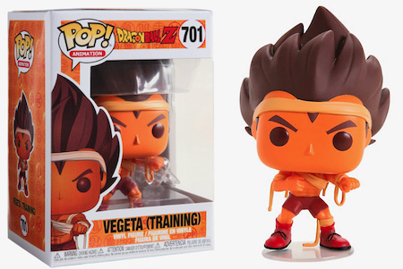 Ultimate Funko Pop Dragon Ball Z Figures Checklist and Gallery 108