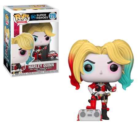 Ultimate Funko Pop Harley Quinn Figures Checklist and Gallery 27