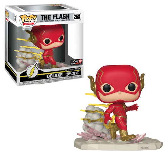 Ultimate Funko Pop Flash Figures Checklist and Gallery 26