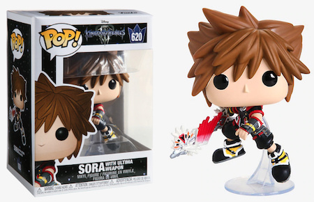 Ultimate Funko Pop Kingdom Hearts Figures Guide 45
