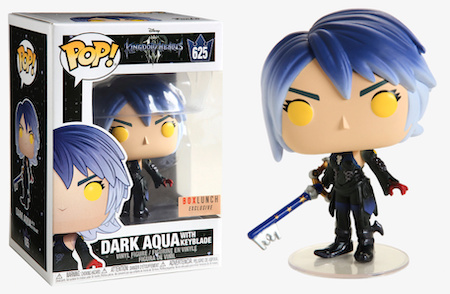 Ultimate Funko Pop Kingdom Hearts Figures Guide 49