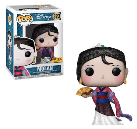 Ultimate Funko Pop Mulan Figures Checklist and Gallery 7