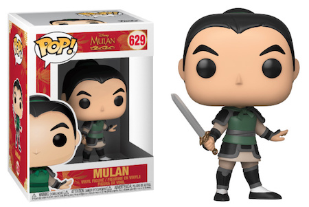 Ultimate Funko Pop Mulan Figures Checklist and Gallery 8