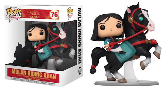 Ultimate Funko Pop Mulan Figures Checklist and Gallery 14