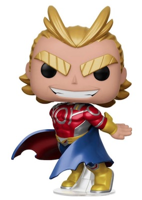 Ultimate Funko Pop My Hero Academia Figures Gallery and Checklist 33