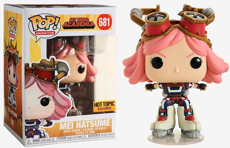 Ultimate Funko Pop My Hero Academia Figures Gallery and Checklist 43