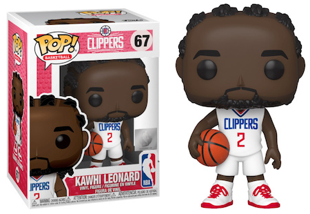 Ultimate Funko Pop Basketball Figures Gallery and Checklist 73