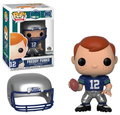 Ultimate Funko Pop NFL Football Figures Checklist and Gallery - 2020 Legends Figures 196