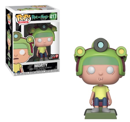 Ultimate Funko Pop Rick and Morty Figures Checklist and Gallery 50