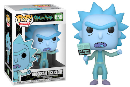 Ultimate Funko Pop Rick and Morty Figures Checklist and Gallery 74