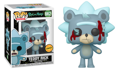 Ultimate Funko Pop Rick and Morty Figures Checklist and Gallery 78